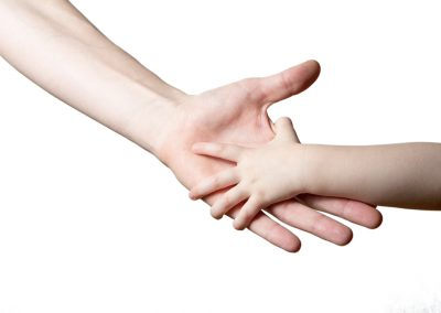 Horsham Physical Therapy Clinic Wrist and Hand Pain holding hands